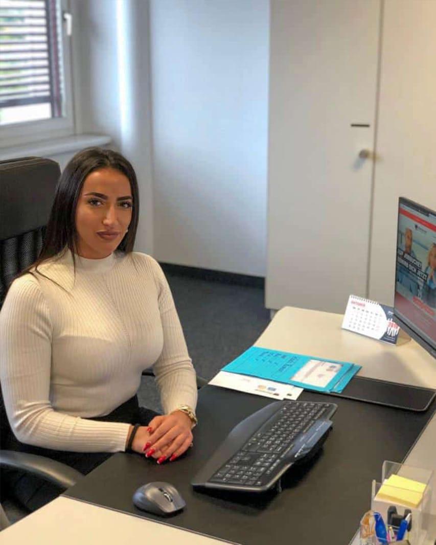 Mitarbeiter vom Temporärbüro Zürich