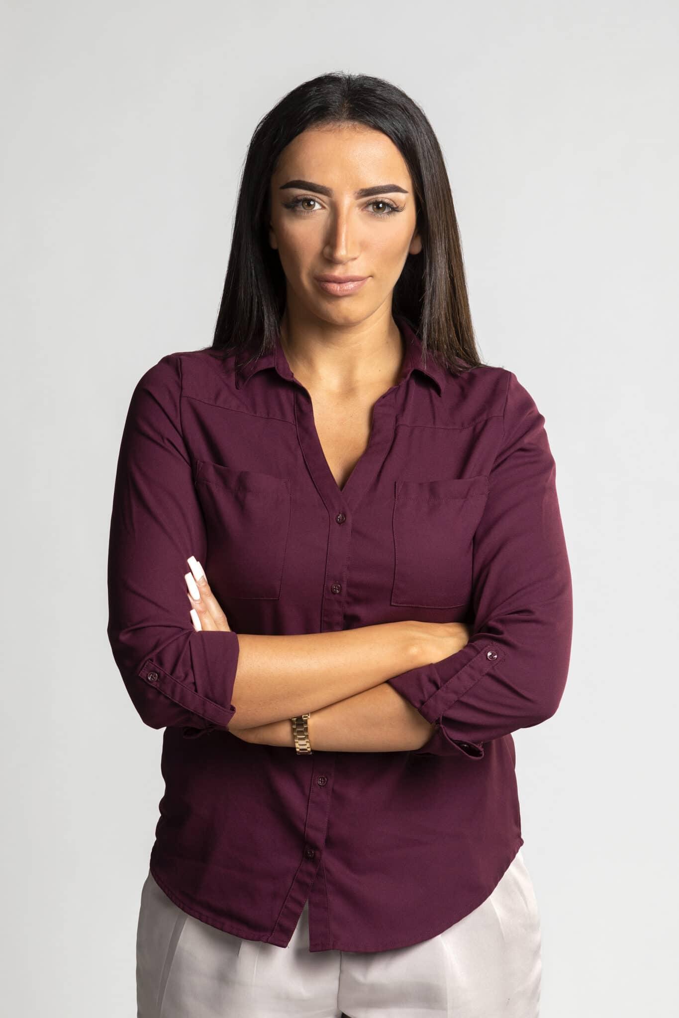 Selma Sarraj - Personalassistentin - Personal24 AG