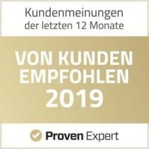Temporärbüro Zürich ProvenExpert
